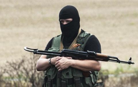 У Донецькій області прикордонники затримали розвідника бойовиків