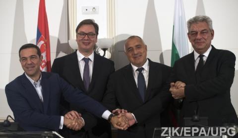 Членство Сербії в ЄС підтримують лідери Болгарії, Греції та Румунії
