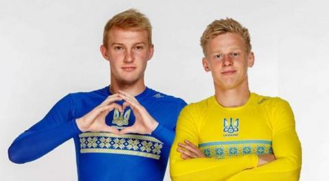 Півзахисники збірної України Коваленко і Зінченко відбули в молодіжну команду