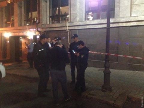 Заступник голови Одеської облради перебуває в лікарні під охороною