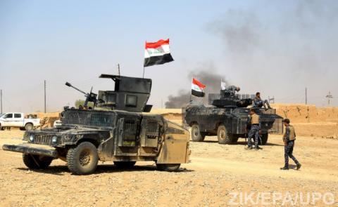 Іракські війська захопили один з останніх оплотів ІДІЛ