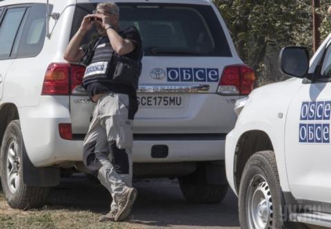 ОБСЄ звітує про збільшення кількості вибухів на Донеччині