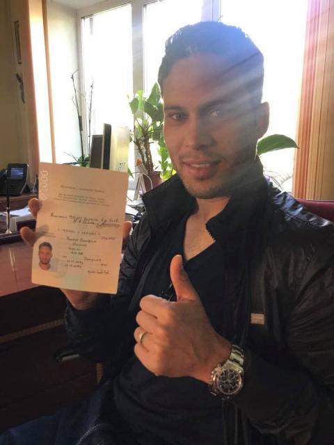 Новачок збірної України Марлос не полетів з командою до Албанії на матч ЧС-2018 з Косово