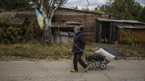 Комітет підтримав оновлений закон Порошенка про Донбас