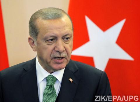 Ердоган з офіційним візитом прибуде в Україну