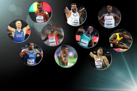 Названо імена претендентів на звання кращих легкоатлетів світу у 2017 році