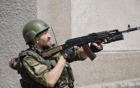 СЦКК звинувачує бойовиків в провокаційних обстрілах насосної станції під Ясинуватою