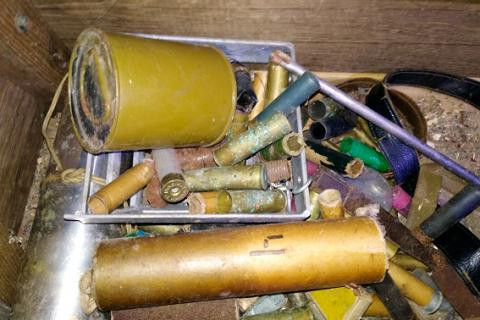 В Івано-Франківській області в ході обшуку вилучили зброю та вибухівку