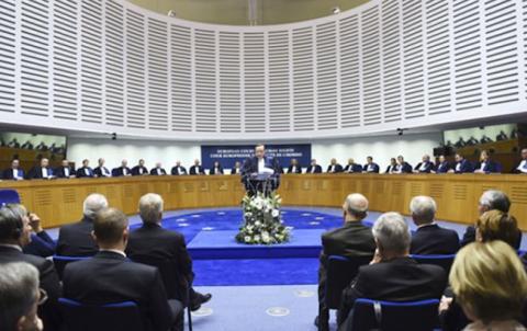 ЄСПЛ вимагає від РФ висновок про стан здоров'я Гриба
