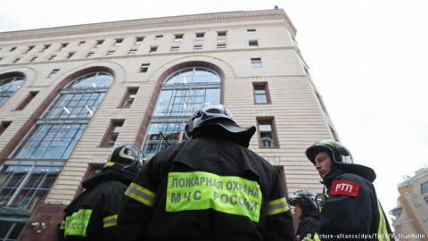 У Москві евакуювали десятки будівель і 100 тис. людей через повідомлення про бомби