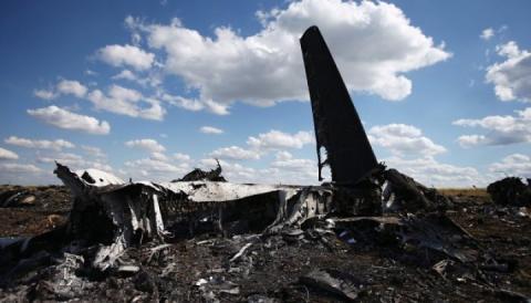 Грицак озвучив особисті дані ймовірних виконавців збиття Іл-76