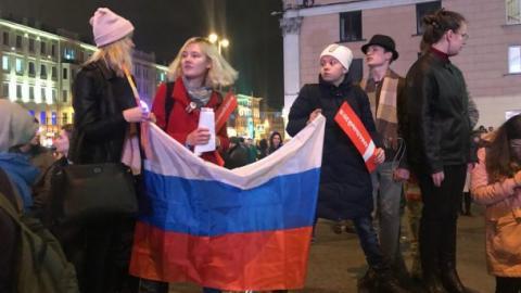 Прихильники Навального вирішили розбити намети на Манежній площі