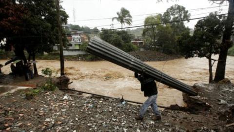 """У США готуються до удару нового урагану """"Нейт"""""""