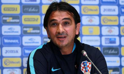 Тренер збірної Хорватії Златко Даліч: У нас немає часу змінювати стиль гри