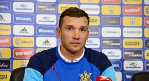 Андрій Шевченко: З хорватами матч буде відкритим, буде хороший футбол