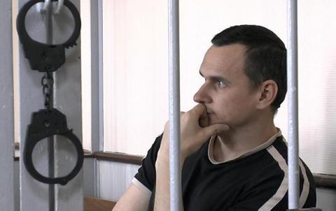 Фільм про політув'язненого Сенцова номінували на міжнародну премію