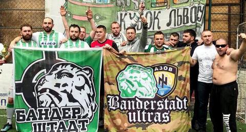 Львівські футбольні фанати посіли друге місце на турнірі в Тбілісі