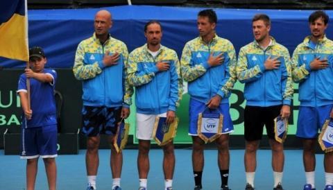 Матч Кубка Девіса-2018 проти шведів українські тенісисти проведуть у новому форматі