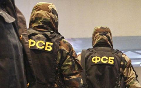ФСБ заявила про затримання імовірно військового ЗСУ