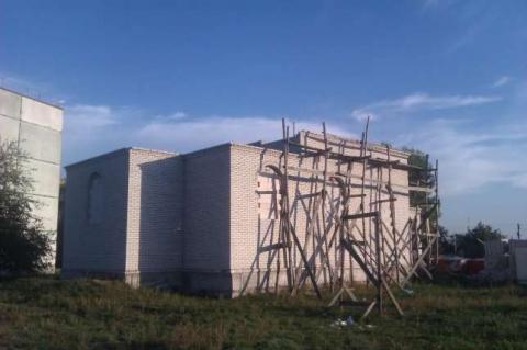 В Київській області селяни продають пам'ятник Леніну для побудови церкви