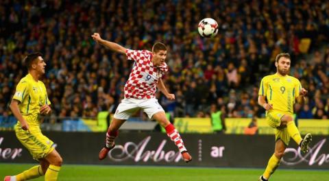 У вирішальному матчі відбору на ЧС-2018 з футболу Україна вдома програла Хорватії