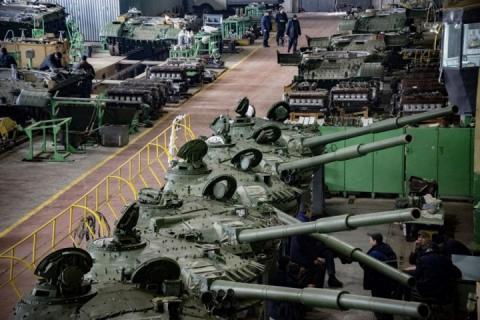 Український ОПК задовольняє всі основні потреби нашої армії, – Турчинов
