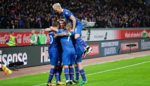 Збірна Ісландії та Сербія здобули путівки на ЧС-2018 з футболу