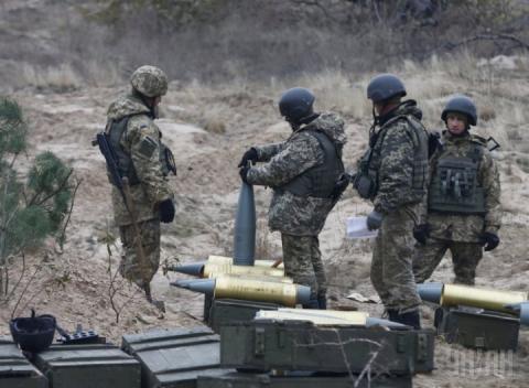 У нас є типи боєприпасів, якими ЗСУ забезпечені на 1700 відсотків, – Пашинський