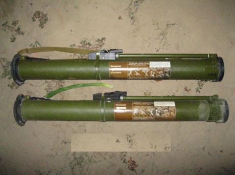 У Чернігівській області поліція вилучила у місцевих жителів арсенал зброї