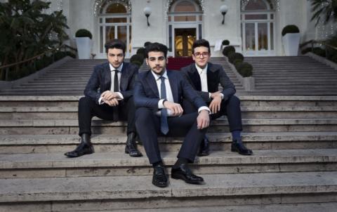 Два тенори і баритон: Топ-5 причин піти на концерт італійського тріо IL VOLO