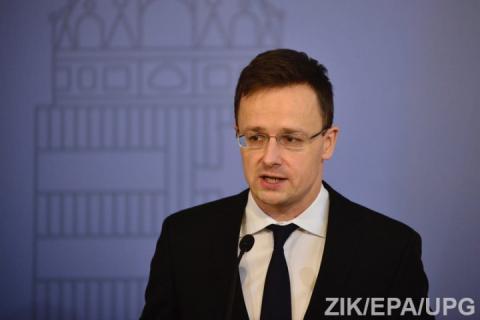 Угорський міністр пообіцяв посилити міжнародний тиск на Україну через освітній закон
