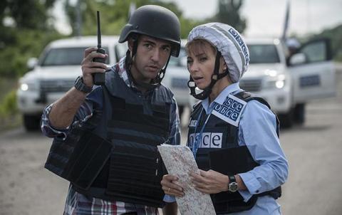 Бойовики намагалися заблокувати доступ місії ОБСЄ до Горлівки, - звіт