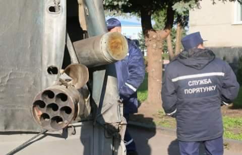 Надзвичайники до кінця осені планують завершити розмінування території арсеналу в Калинівці