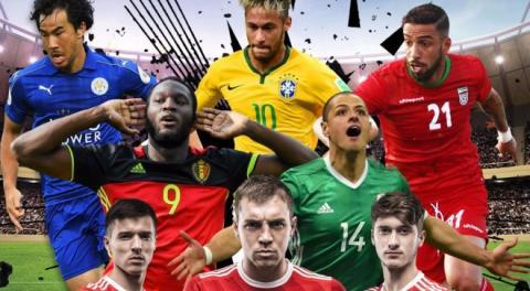 Відомо уже 23 збірні, які вийшли на футбольний Чемпіонат світу-2018