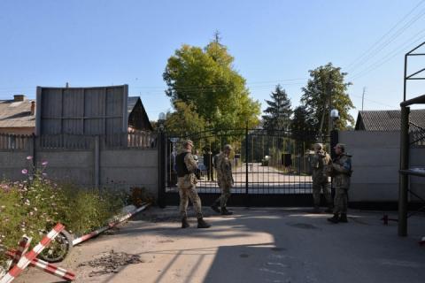 На безпеку військових складів уряд виділив 100 млн грн