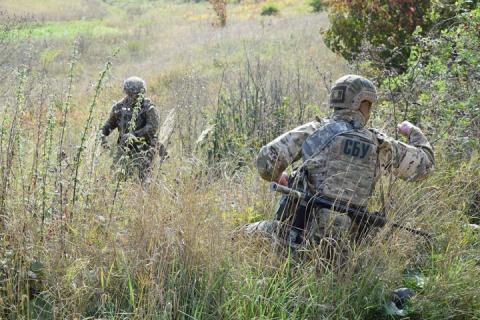 Двох терористів, які готували диверсію у Маріуполі, затримала СБУ
