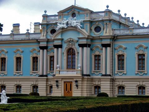 Поліція підозрює ДУСю у розтраті 5 млн грн на реконструкції Маріїнського палацу