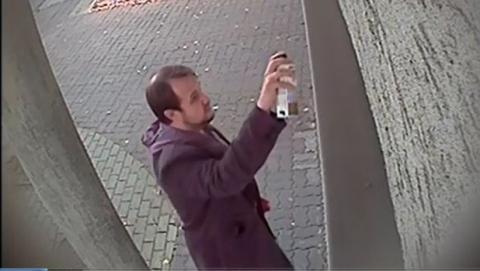 У Польщі затримали вандала, який спаплюжив консульство України в Ряшеві