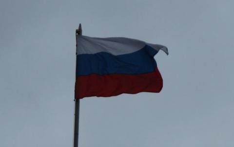 Росія заявила про крадіжку державних прапорів з будівлі посольства в Сан-Франциско