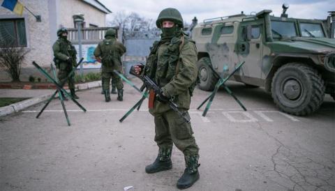 Пропагандистський режисер випадково проговорився про Крим