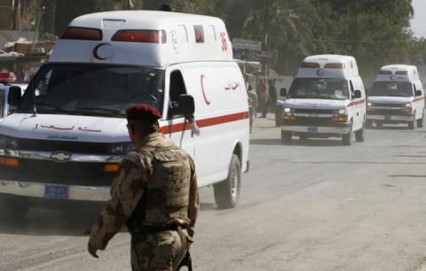 В Іраку смертник здійснив напад на кафе – десяток загиблих