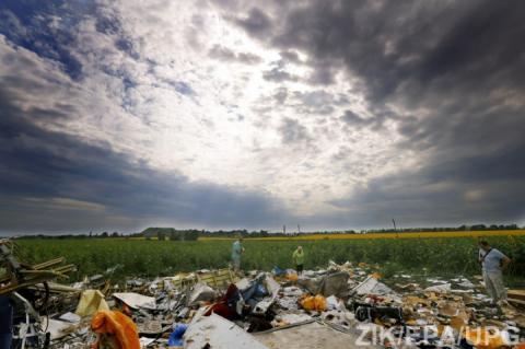 СБУ у справі про МН17 викликає на допит російських військових