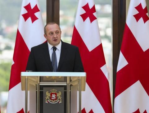 Маргвелашвілі, зважаючи на військову загрозу РФ, закликав зміцнити обороноздатність Грузії