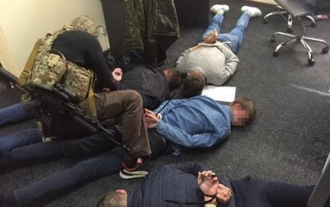 Ліквідація банди здирників у Києві: з'явилися аудіоматеріали у справі угруповання