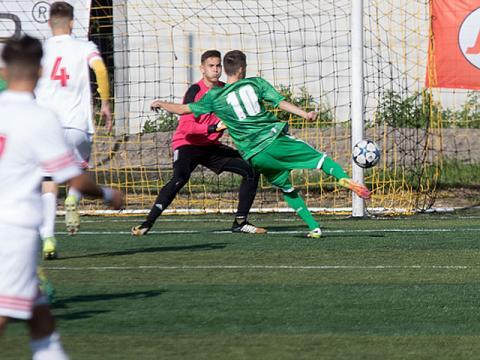 Команда U-17 Академії футболу «УФК-Карпати» виграла груповий етап на турнірі в Угорщині