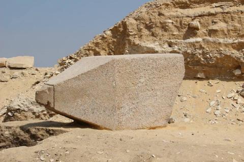 У Єгипті виявили обеліск, якому чотири тисячі років