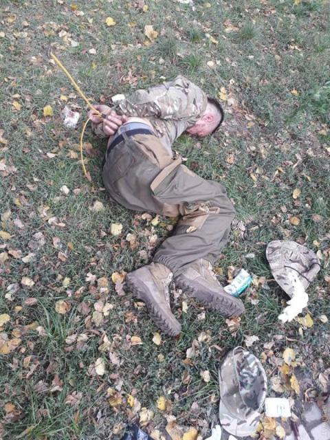 """""""Діставай гранату!"""" В Одесі """"аватари"""" у військовій формі кидалися на перехожих"""