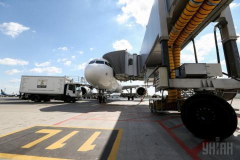 У «Борисполі» іноземка хотіла полетіти в Німеччину за чужим паспортом