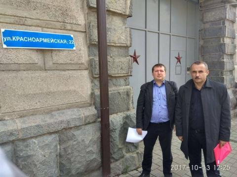 До ув'язненого Павла Гриба другий день не впускають українських лікарів
