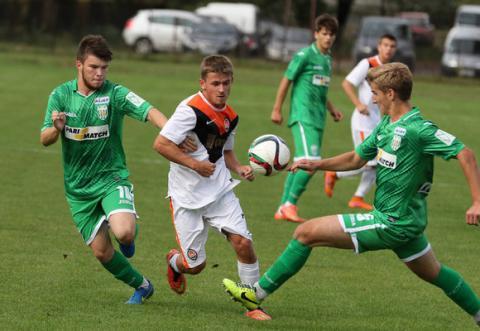 Юніори «Карпат» U-19 завтра зіграють у гостях проти лідера турніру